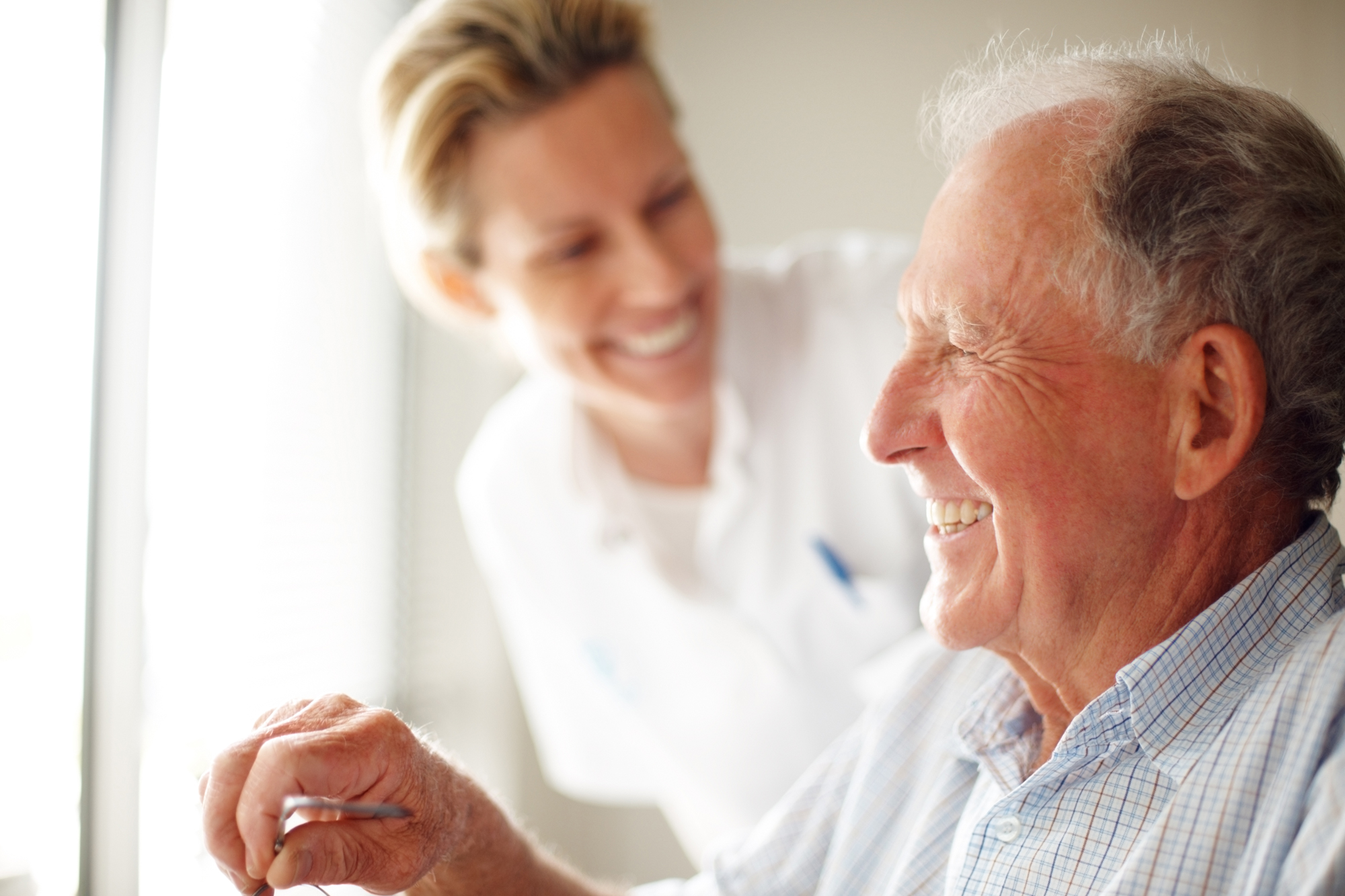 Oakmark Advisors assists home health care providers with buying or selling their companies.